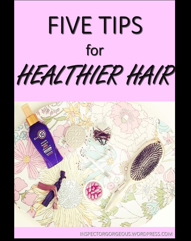 five tips