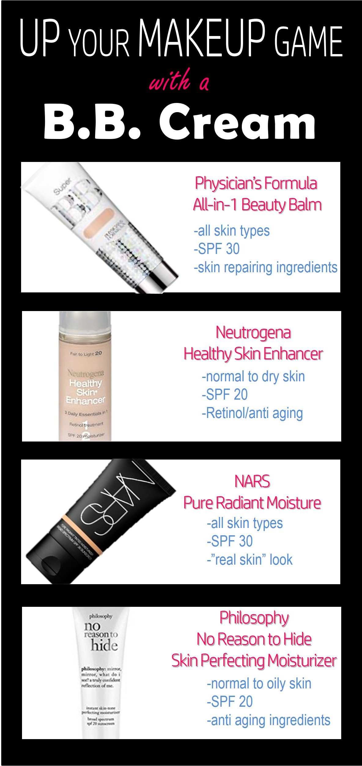 BB Creams for Flawless Skin