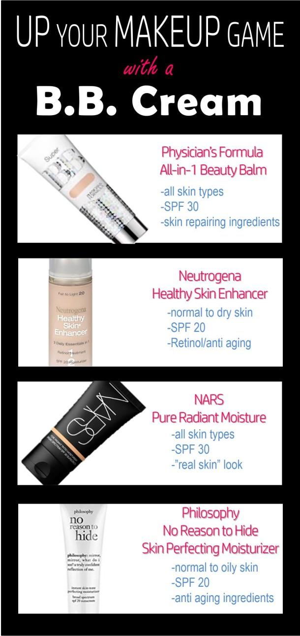 BB Creams for Flawless Skin