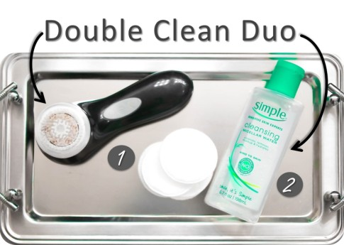 Double Clean Duo